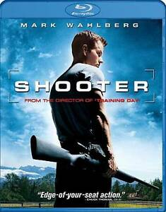 Shooter (Blu-ray Disc, 2013)