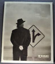 1998 Suzuki Sidekick Catalog Sales Brochure Excellent Original 98