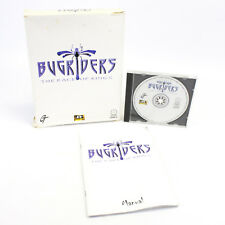BugRiders: The Race of Kings for PC CD-ROM in Big Box by GT Interactive, 1998