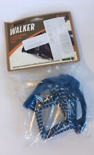 Yaktrax Walker Winter Traction Grip Snow And Ice Size Small Blue