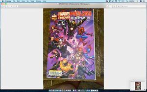 🔥All-New Marvel Now Point One # 1 McNivenVariant-1st Kamala Khan! ITALIAN Print