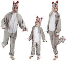 Wolf Wolfs Wolfskostüm Wolfkostüm Wolfoverall Kostüm Overall Plüsch Hund Tier