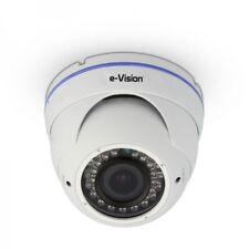 BUMDV02FAHD - eVision Telecamera Dome antivandalo IR AHD 1080p 12Vcc IP66