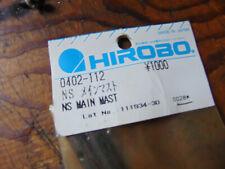 HIROBO SHUTTLE NS MAIN MAST 0402-112 BNIB