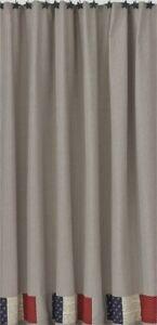 Park Designs - Jamestown Curtain- Wine   #416-45