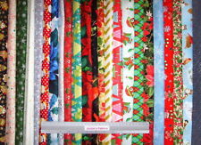 Makower Less than 1 Metre Holiday/Christmas Craft Fabrics