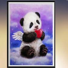 5d DIY Diamond Painting Small Panda Embroidery Cross Craft Stitch Home Decor DP