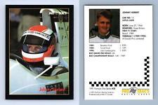 Johnny Herbert #30 Formula 1 Pro Trac's 1991 Premier Racing Card