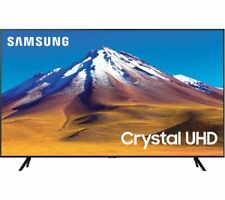"SAMSUNG UE50TU7020KXXU 50"" Smart 4K Ultra HD HDR LED TV - Currys"