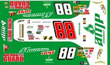 #88 Dale Earnhardt jr. Mountain Dew 2008 1/64th Ho Scale Slot Car Decals