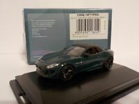 Model Car, Jaguar F type - Racing Green,  1/76 New