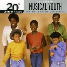 Musical Youth -  Best Of Millenium  -  New Factory Sealed CD
