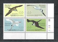 Marshall Inseln  105 - 8 ZD   Vögel - Birds  **  (mnh)