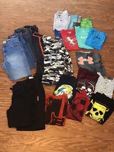 Small Lot Of Sz 14 Boys Clothes