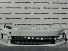 VW POLO GTI R LINE MK6 2018-2020 FRONT BUMPER WITH GRILL GENUINE [V980]