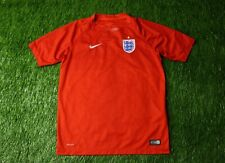 ENGLAND NATIONAL TEAM 2014-2015 FOOTBALL SHIRT JERSEY AWAY NIKE ORIGINAL YOUNG