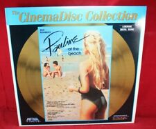 Laserdisc D * Pauline at the Beach * Amanda Langlet Arielle Dombasle Pascal Greg
