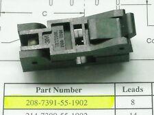 3M Test & Burn-In SOIC 8 pins Socket NEW