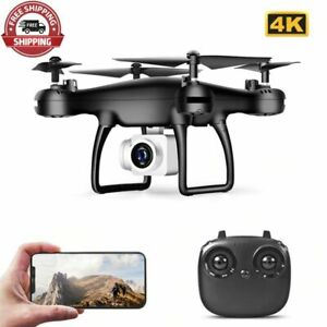 Drone 4k HD wide angle New 2020 camera HD Wifi Transmission Aircraft Helicopter