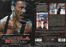 AQUILA NERA - DVD (NUOVO SIGILLATO) VAN DAMME