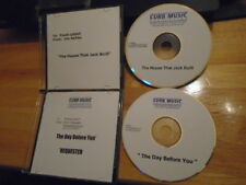 RARE PROMO Lisa Brokop 2x DEMO CD 2 songs CURB MUSIC PUBLISHING country 2004 /05