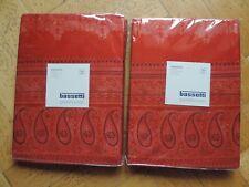 2!BASSETTI-Bettwäschesets,155x220cm/80x80,Mod:Brunelleschi Col.1, mehrfarbig,Neu