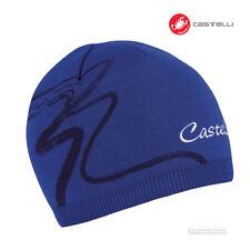 NEW Castelli CORTINA KNIT W CAP : DEEP BLUE