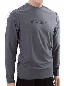 O'Neill Men's Longsleeve Basic Skins Rash Tee