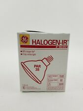 GE Halogen IR 8° Beam 81619 Spotlight 80w Bulb 1500 Lumens
