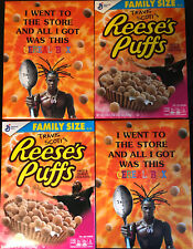 Travis Scott Reese's Puffs Cereal Special Edition Family Size: New Sold Out