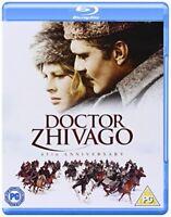 Doctor Zhivago [Blu-ray] [1965] [Region Free] [DVD][Region 2]