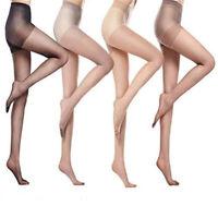 Women Elastic Ultra-Thin Shiny Sheer Glossy Stocking Pantyhose Tights Hosiery