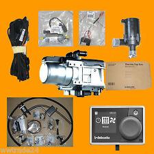 Standheizung Webasto Thermo Top EVO 4 Benzin + Uni-Bausatz + Uhr Multicontrol