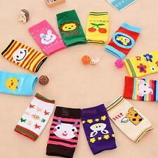 Baby Boy/Girl Cartoon Arm Leg Warmers Cotton Leggings Toddler Kids Long Socks