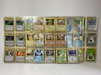 Shadowless 17-102 Complete- M/NM - Base Set - Pokemon Card - WOTC