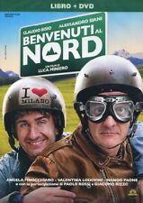 BENVENUTI AL NORD + BOOKLET C'ERA UNA VOLTA A CASTELLABATE (DVD) NUOVO, ITALIANO