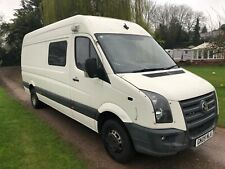 f089b182b1 2009 09 PLATE VW CRAFTER 2.5 TDI 5 SPEED CR50 LWB 1 OWNER IDEAL CAMPER MX
