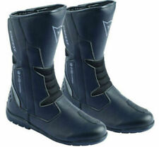 Stivali moto Dainese TEMPEST LADY D-WP BLACK Carbon TG 41 - Motorbike boots NEW