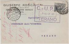 CHIETI - GIUSEPPE ROSICA EREDI DELLA DITTA DI FILENO ROSICA 1929