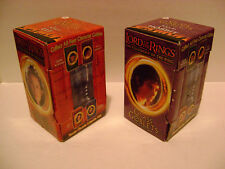 Nib Two Lord Of The Rings Light Up Glass Goblets - Frodo & Arwen