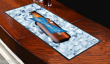 FATHERS DAY BLUE LABEL BOTTLE IN ICE BAR RUNNER GREAT GIFT IDEA L&S PRINTS