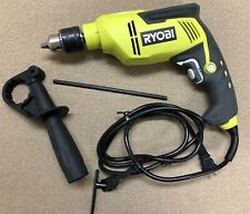 Ryobi 62 Amp Corded 58 In Variable Speed Hammer Drill D620h A