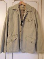 Mens TED BAKER JEANS Medium Size 3 Jacket  Coat Genuine