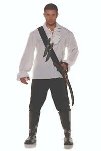 Underwraps Renaissance Pirate Sword Belt Sash Adult Halloween Costume 28548