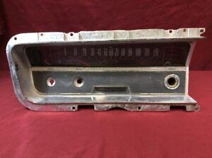 1964 1965 Buick Skylark Gran Sport speedometer & gauge cluster Special 64 65