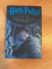 Harry Potter and the Order of the Phoenix. Book#5 by J. K. Rowling 1st US hc/dj.