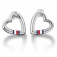 Tommy Hilfiger 2700909 Heart Shaped Stud Earrings