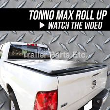 Tonno Cover Pro ROLL UP Tonneau NEW for 2009-2017 Dodge RAM Crew 5'7 or 5'8 Bed