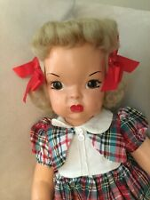 Doll Terri Lee Painted Plastic Terri Lee dress 1950s