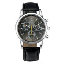 Funky Black / Silver Mens / Ladies Fashion Quartz Watch.New